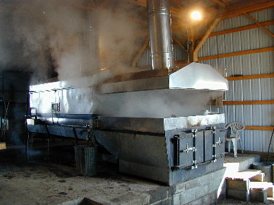 Image of evaporator